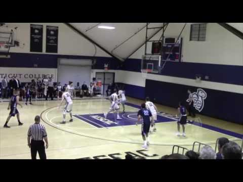 Connecticut College over #5 Amherst College