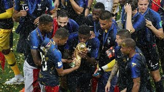 France Celebrate FIFA World Cup Victory | Sports Updates