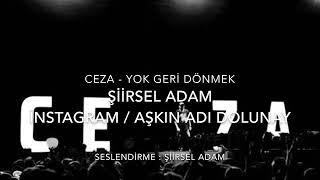 Ceza - Yok Geri Dönmek - Şiir Versiyon - Official Video