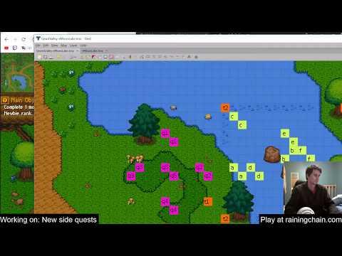 RainingChain - Make A MMorpg Day 1