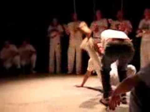 Capoeira Angola game