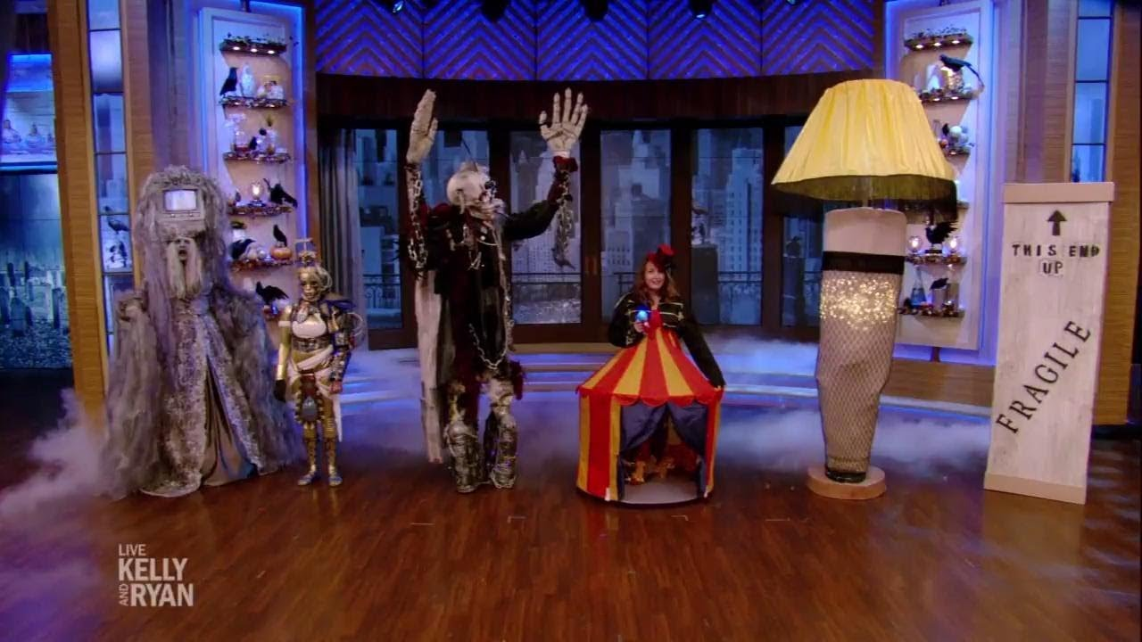 Halloween Costume Contest Finalists & Winner