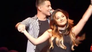 Luis and Becky G