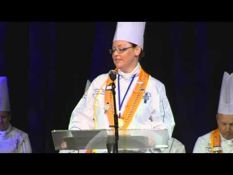 Le Cordon Bleu Orlando 2014 Graduation