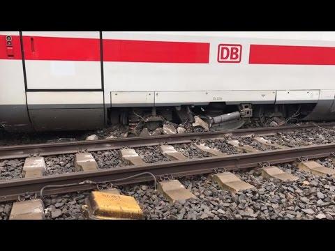 Dortmunder Hauptbahnhof: Nach ICE-Entgleisung bleibt Verkehr tagelang eingeschränkt