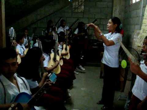 kalinga hymn by tabuk national high school rondalla club.MPG