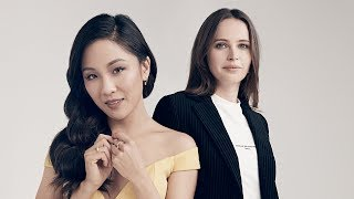 Constance Wu & Felicity Jones - Actors on Actors - Full Conversation