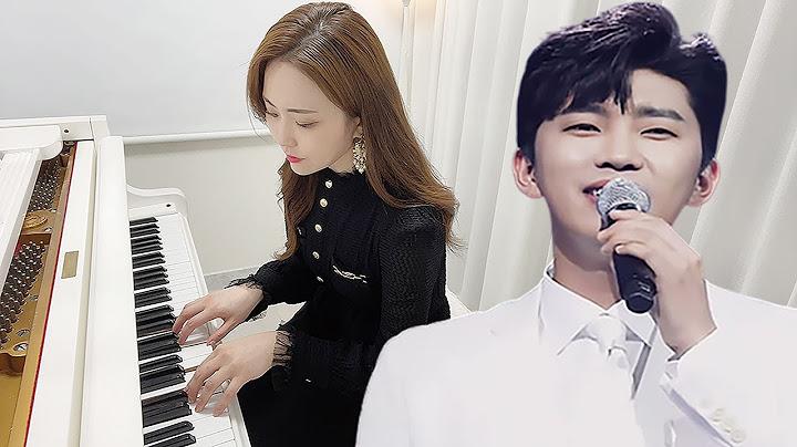 ⭐️임영웅 '별빛 같은 나의 사랑아' 피아노 연주 (트로트 노래 음악 추천) [고쌤사랑피아노]