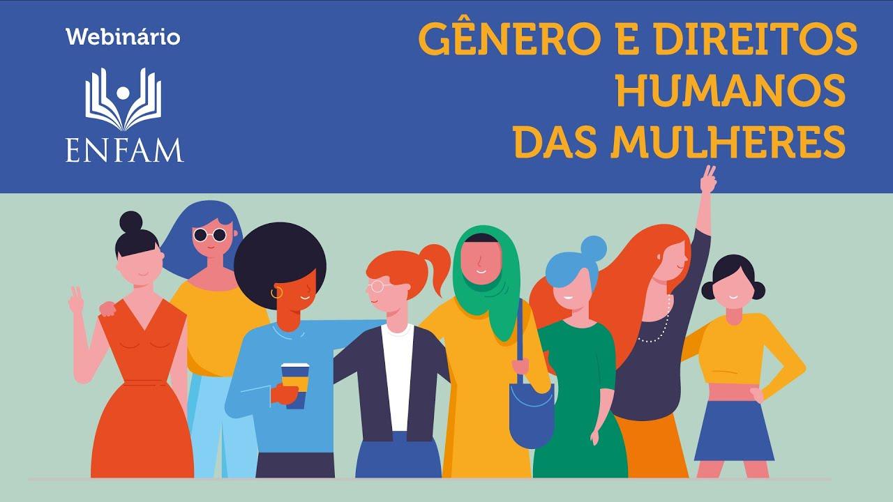 Webinário: Gênero e Direitos Humanos