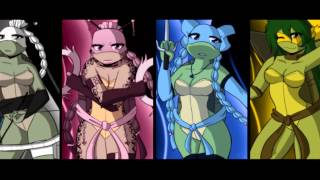 Repeat youtube video TMNT Just Dance