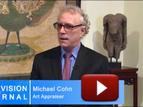 Interview with Certified Art Appraiser, Michael Cohn