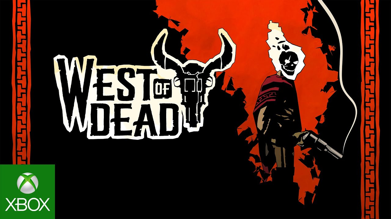 West of Dead Announce Trailer