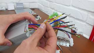 Контроллеры для электровелосипедов Evel Eco