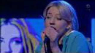 Veronica Maggio - Måndagsbarn (Live Nyhetsmorgon 2008)