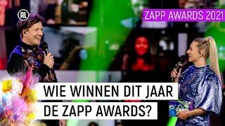 LIVESHOW | Zapp Awards 2021 | NPO Zapp