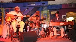 Melvin Sparks (R.I.P.), Eric Bolivar, Jerry Z @The Jewish Mother 8/21/2005 Sets 1 and 2