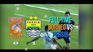 Borneo Fc (0) Vs (1) Persib Bandung, Cuplikan Gol Ghozali Siregar | Liga 1 2019