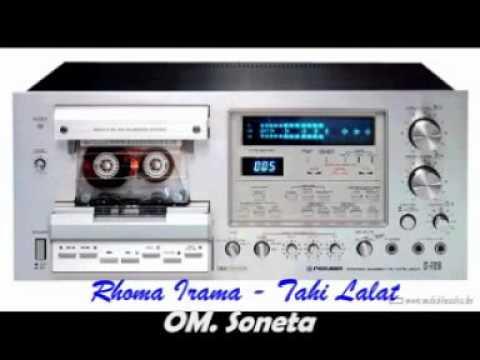 [ OM SONETA ] Rhoma Irama  -  Tahi Lalat