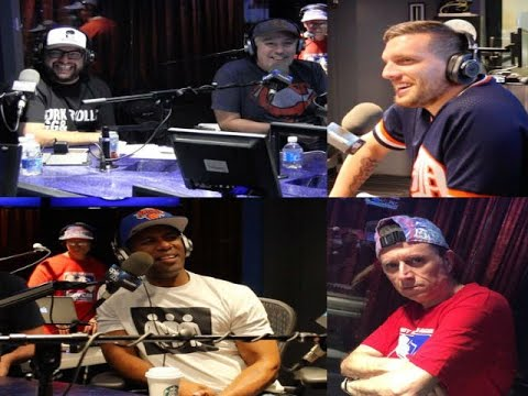 Opie & Chris Distefano - Vic Henley, DJ Whoo Kid, Carl Ruiz (05-26-2016)