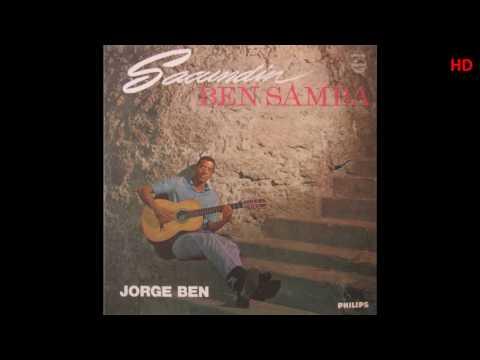 JORGE BEN JOR - ANJO AZUL (HD) high definition