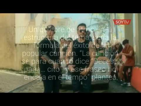 "¿Por qué ""Despacito"" es tan pegajosa? Productor musical dice conocer la clave"