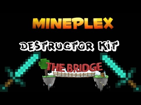 MINEPLEX Achievement Kit: Destructor! [Bridges]