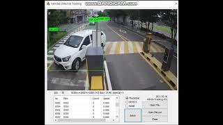 한맥아이피에스 HM Vehicle Detecting&a…