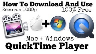 Gambar cover How To Download Quicktime Player Windows/Mac