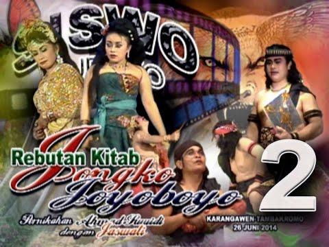 Ketoprak Siswo Budoyo Serial REBUTAN KITAB JONGKO JOYOBOYO Ep 2 Oka
