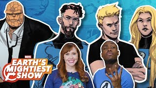 The Fantastic Four Arrive in Marvel Future Fight! | Earth's Mightiest Show