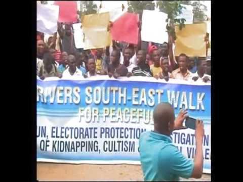 Ogoni Protest Killings
