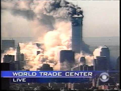 CBS National News on 9/11/2001, 9:45 - 10:25 a.m.