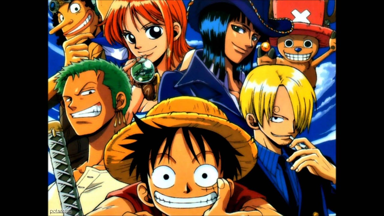 One Piece Opening 1 German) Nightcore - YouTube