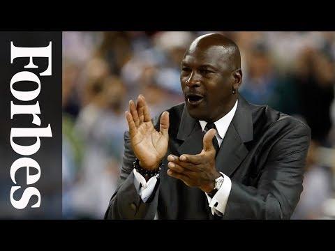 Michael Jordan Gets Even Richer; Rex Tillerson Out As Secretary Of State | Forbes Flash