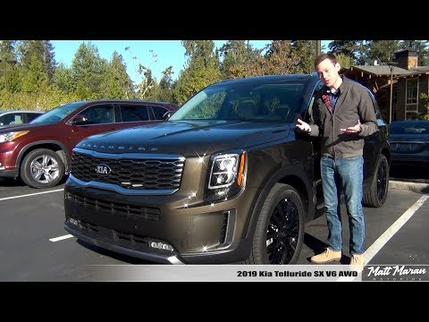 Review: 2020 Kia Telluride SX V6 AWD