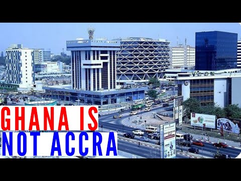 Ghana Beyond Accra. Facts About Ghana You Didn't Know Until Today. Why You Should Absolutely Visit.