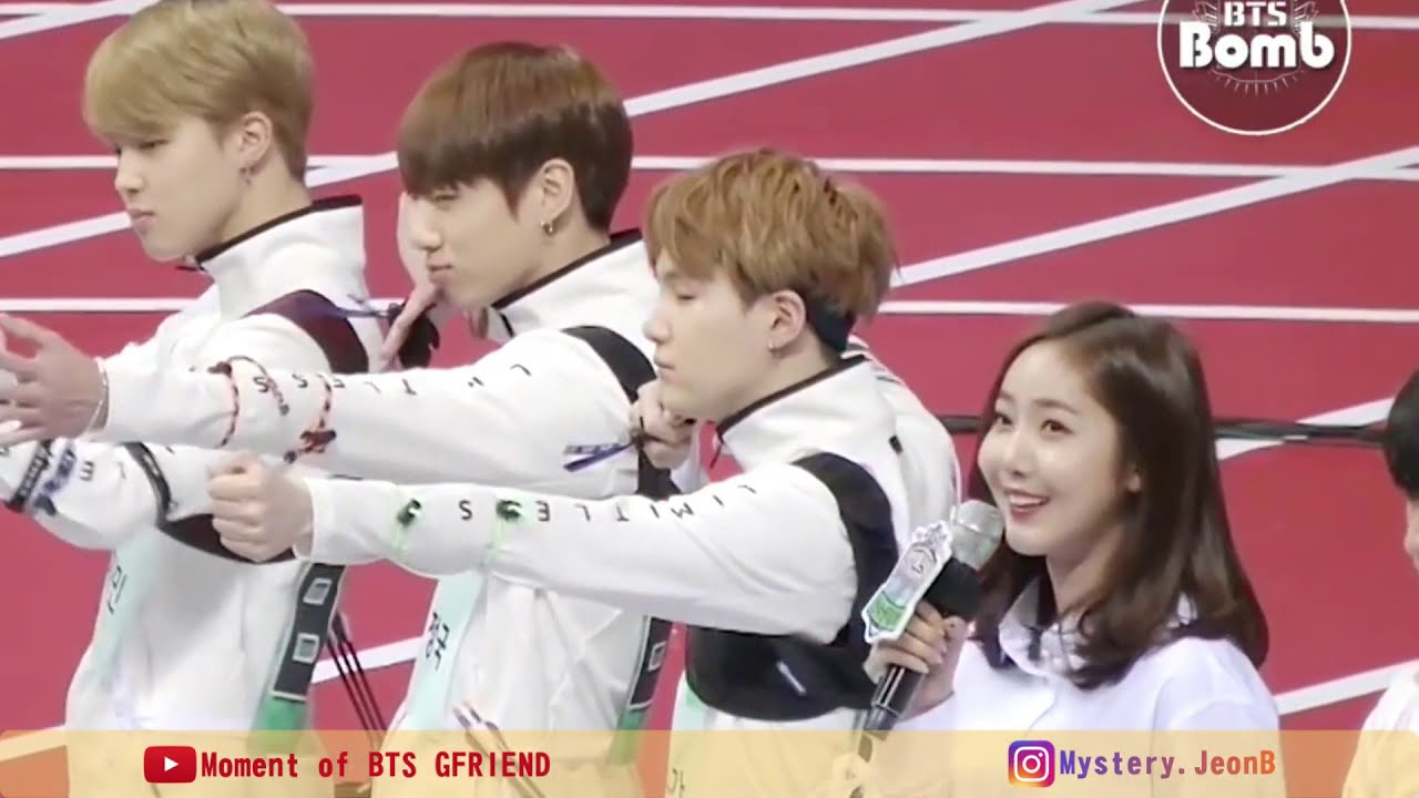 [Epic Moment Jungkook and SinB] ISAC, Seoul Music Award, The Boss is Watching!