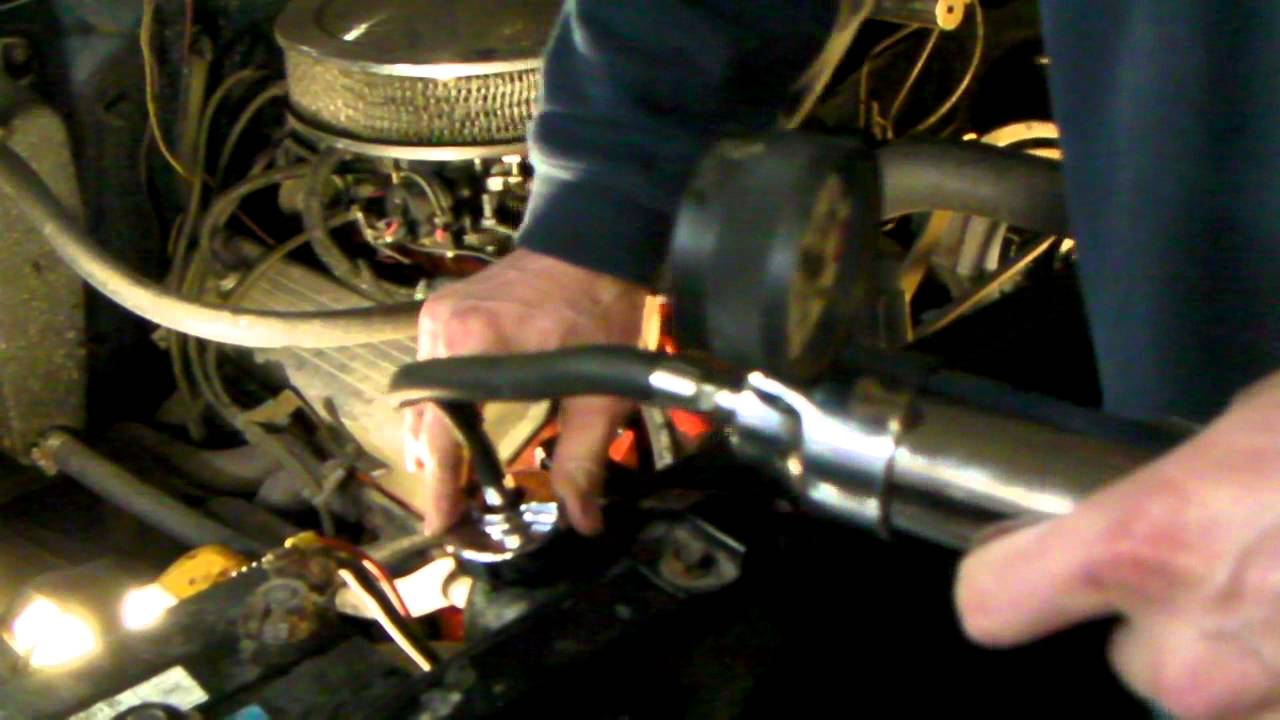 medium resolution of pressure testing your coolant system for leaks