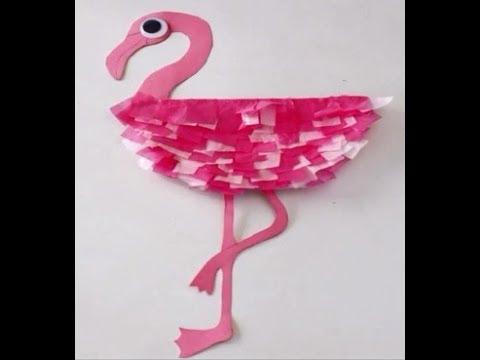 Bildergebnis Fur Flamingo Vorlage Clipart 13