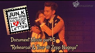 JUN. K from 2PM - Love Letter solo tour Document Movie part …