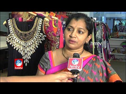 Gayatri Reddy Saree House - Evaro okaru | HMTV Avani