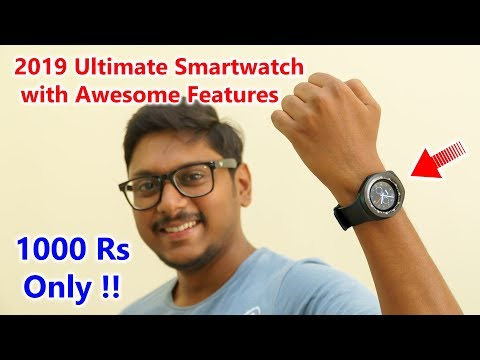 Ultimate Smartwatch For Only 1000 Rs !!