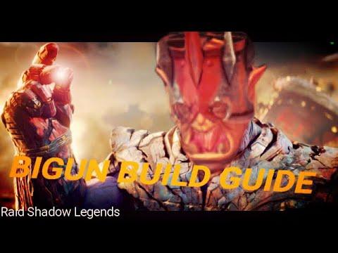 Bigun Build Guide   Raid Shadow Legends