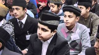 Gulshan-e-Waqf e Nau Atfal Class: 29th January 2012 (Urdu)