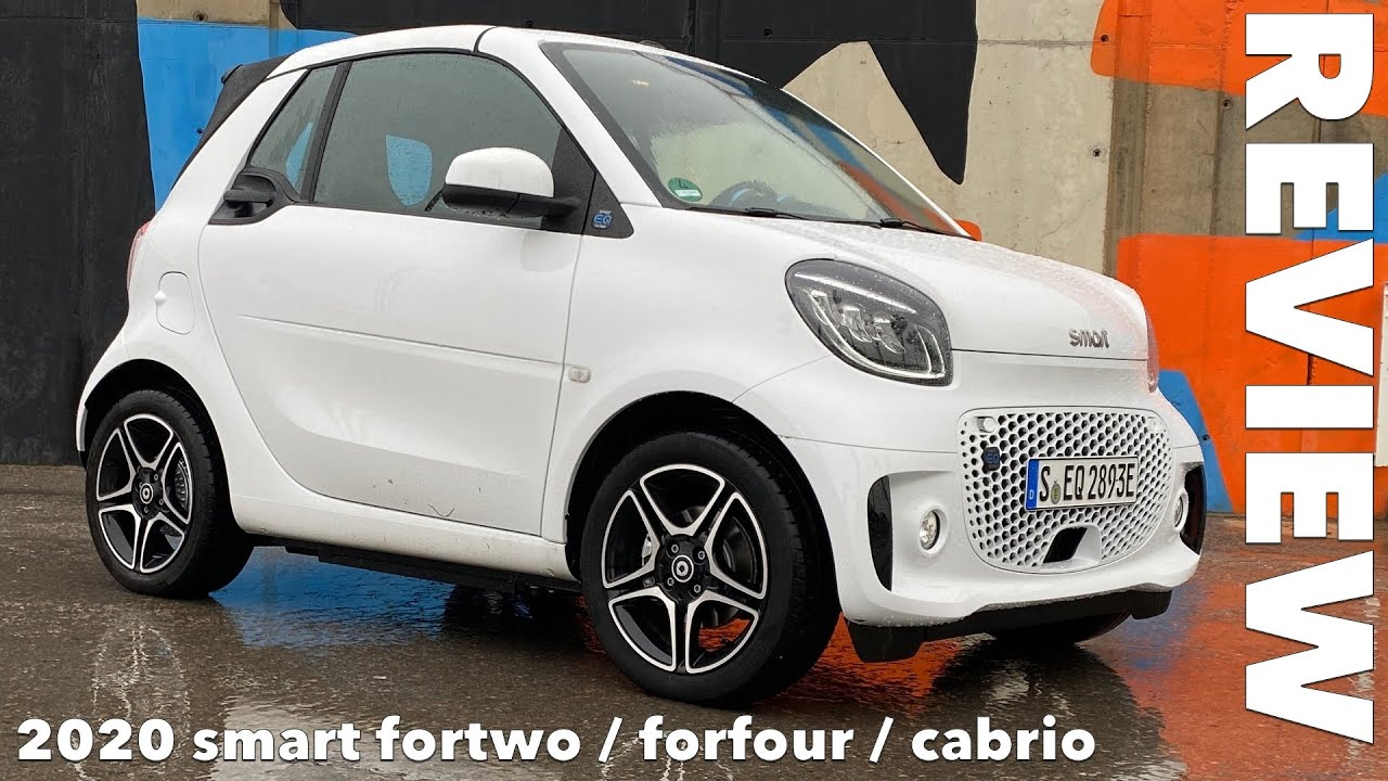 2020 Smart Fortwo Performance