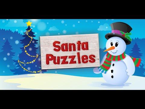 Rompecabeza De Navidad Juego Puzzle Por Ninos Aplicaciones En