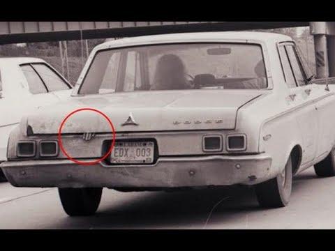 Bức ảnh ô tô chạy trên đường gây rùng mình với bàn tay thò ra khỏi cốp xe hé lộ ý định của 3 kẻ ác