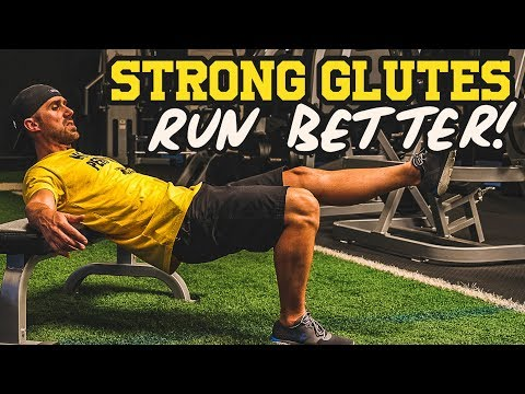 5 Exercise Glute Workout for Runners (Get STRONG Run FAST)