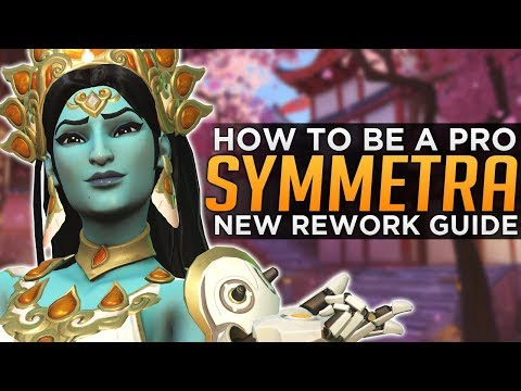 Overwatch: How to Be a PRO Symmetra 3.0 - Seagull Advanced Guide thumbnail
