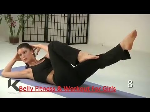 Belly Fitness Workout For Girls